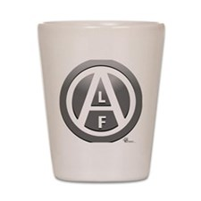 alf-white-03 Shot Glass