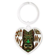 Mai-Tai copy Heart Keychain