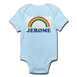 JEROME (rainbow) Onesie