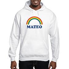 MATEO (rainbow) Hoodie