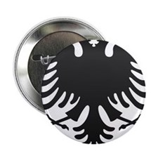 "Albanian Eagle Carbon 2.25"" Button"