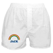 JACK (rainbow) Boxer Shorts