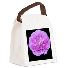 Lavender Rose iPhone 4 Slider Cas Canvas Lunch Bag