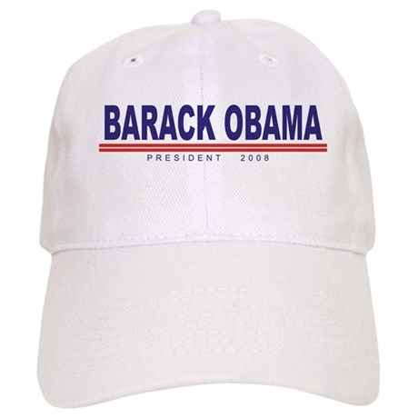 Barack Obama (simple) Cap