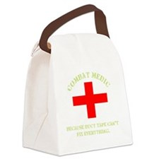 medic Canvas Lunch Bag