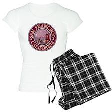 SanFrancisco4 Pajamas