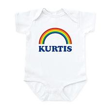 KURTIS (rainbow) Infant Bodysuit
