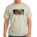 Twinspot Lionfish Ash Grey T-Shirt