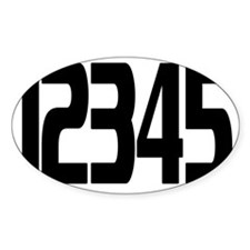 racing-numbers1-5 Decal