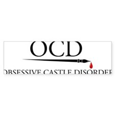 ocd2 Sticker (Bumper)