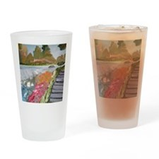 Scenic View Drinking Glass