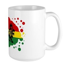 Rasta Lion of Jah Mug