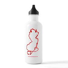 jdp_outline_red_w_url Water Bottle