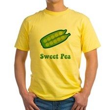Sweet Pea Green T