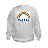 WALLY (rainbow) Sweatshirt