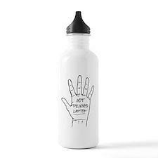 Laptop Water Bottle
