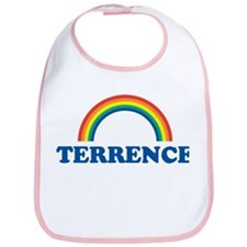 TERRENCE (rainbow) Bib