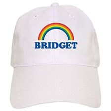 BRIDGET (rainbow) Baseball Cap