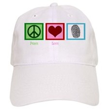 peaceloveCSINYwh Baseball Cap