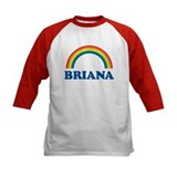 BRIANA (rainbow) Tee