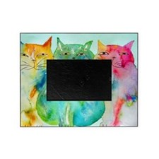 Haleiwa Cats Picture Frame