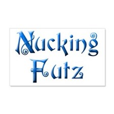 nuckingfutzaltd2 Wall Decal