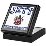 JETT University Keepsake Box