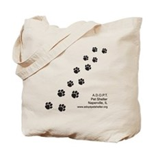 12x12_apparel-paws Tote Bag