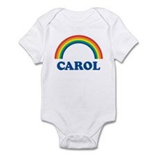 CAROL (rainbow) Infant Bodysuit