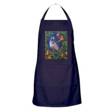 Partridge in a Pear Tree Apron (dark)