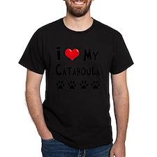 I-Love-My-Catahoula T-Shirt