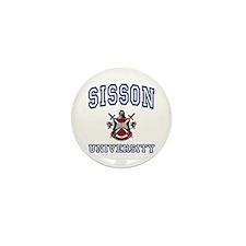 SISSON University Mini Button (10 pack)
