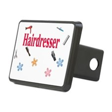 Hairdresser Hitch Cover