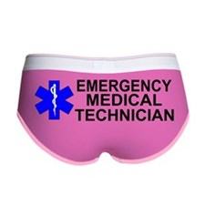 emt bs Women's Boy Brief