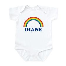 DIANE (rainbow) Onesie