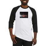 Fast Car Lights Baseball Jersey