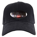 Fast Car Lights Black Cap