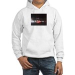 Fast Car Lights Hooded Sweatshirt