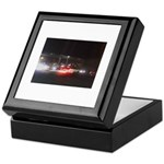 Fast Car Lights Keepsake Box