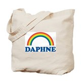 DAPHNE (rainbow) Tote Bag