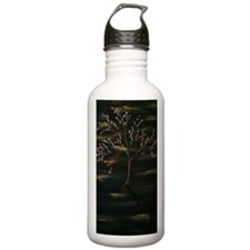 moon dance poster Water Bottle