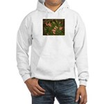 Snapdragons Hooded Sweatshirt