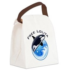 FreeLolita Canvas Lunch Bag