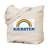 KIERSTEN (rainbow) Tote Bag