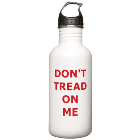 Dont Tread On Me Stainless Water Bottle 1.0L