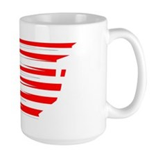 AthleticsDesign USA White Mug