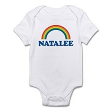 NATALEE (rainbow) Infant Bodysuit