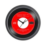 Legacy 1 Wall Clock