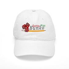 gotta-play-bunko-logo Baseball Cap