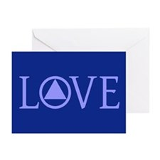 Unique Aa Greeting Cards (Pk of 10)